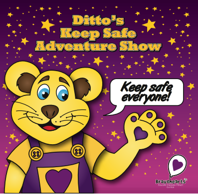 Ditto's Keep Safe Adventure Program