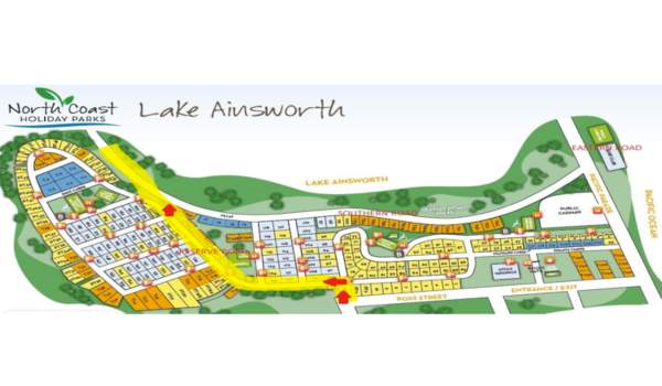 Year 6 Lake Ainsworth Camp 4 - 6 October