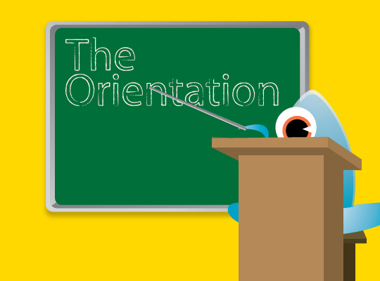 Prep Orientation Day Tuesday 17 October